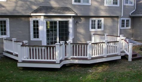 House Plans With Wrap Around Porches Deck Contractors Ma Composite Wood Porch Builders In Ma
