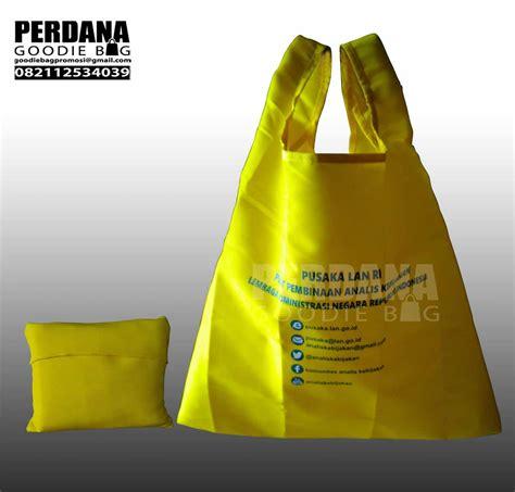 Jual Goodie Bag Handuk by Jual Tas Go Green Custom Perdana Goodie Bag Perdana