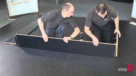 Futon Bettrahmen by Swissflex Assembly Swissbed Expression Bed