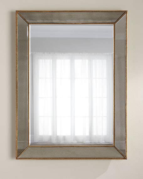 horchow beaded mirror gold beaded mirror