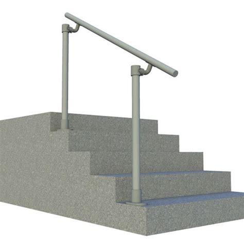 Stair Handrail Kits Outdoor Metal Stair Railing Kits Simple Handrail