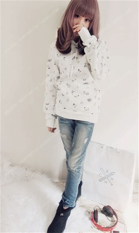 Hnm Zipp Hoodie Black Babbyterry pre order exo kris picasso drawing pullover bijoux