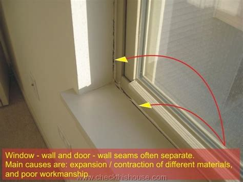 interior window caulking chicago condo floor wall window and interior door inspection