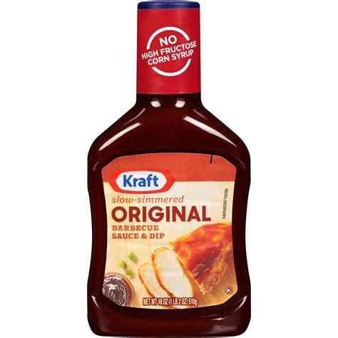 Kraft Bbq Sauce Spicy Honey 18 Ounce barbecue sauce recipe dishmaps