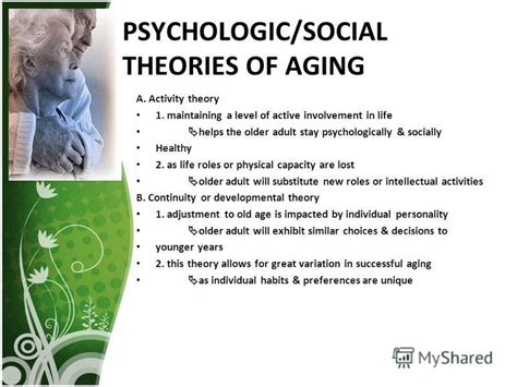 new and original theories of the great physical forces classic reprint books quot aging a normal developmental process