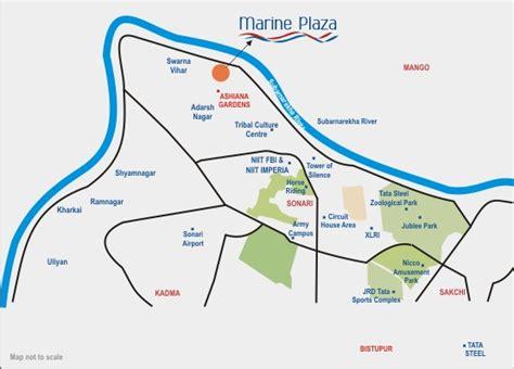 floor plan ashiana marine plaza marine drive sonari location map ashiana marine plaza marine drive sonari