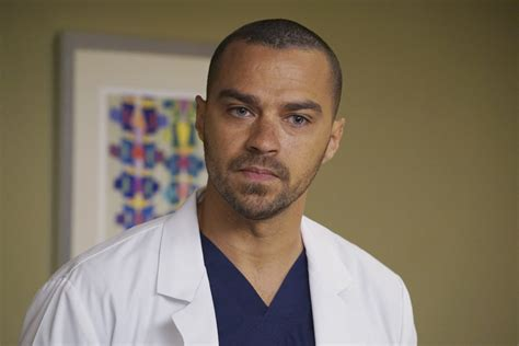 Friday Night Lights Author by Grey S Anatomy Star Jesse Williams Reportedly Left His