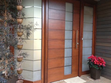 modern pivot front doors pivot doors modern front doors orange county by