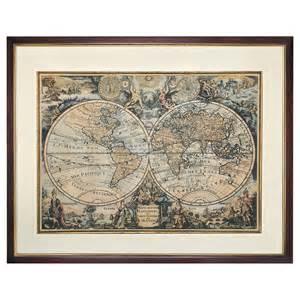framed maps framed maps picture of frames