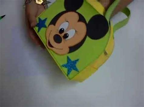 diy maleta portafolio en foami diy maleta mickey mouse en foami goma eva microporoso