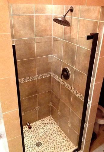 Stand Up Shower Home Depot by Shower Doors Insight And Showers On
