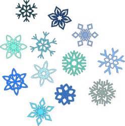 Snow Images Blue Snowflakes Clip Art At Clker Com Vector Clip Art