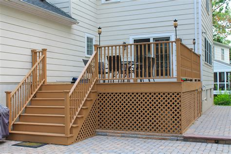 curb appeal design llc deck builders in passaic county nj curb appeal design