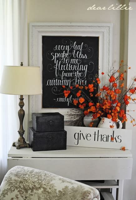 Easy Fall Decorating Ideas by 18 Easy Decorating Ideas For Fall Burger