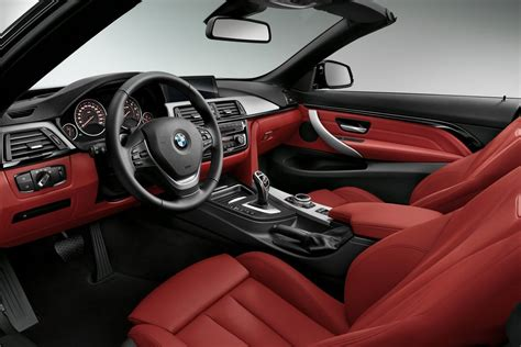 White Bmw With Interior For Sale by New Bmw 4 Series Convertible Pictures And Details