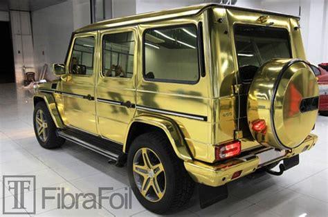 gold mercedes  class