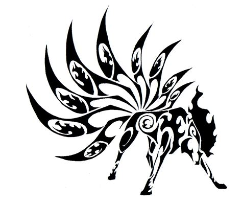 tribal leopard tattoo designs tribal ninetales zisya