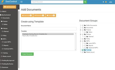 document management system template cloud document management systems