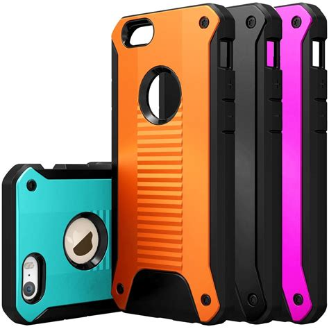 Iphone 6 6s Plus Rugged Armor Caseology Hybird Carbon caseology rugged armor skal till apple iphone 6 6s turkos themobilestore