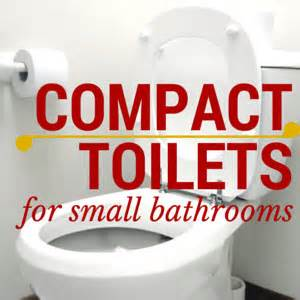 Compact Toilets for Small Bathrooms ? Stones Finds