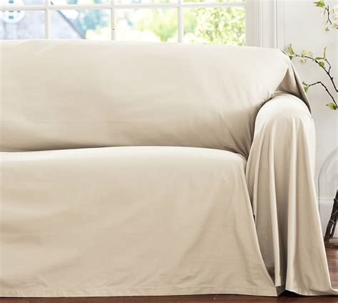 dropcloth slipcover canvas slipcover sofa best 25 sofa slipcovers ideas on