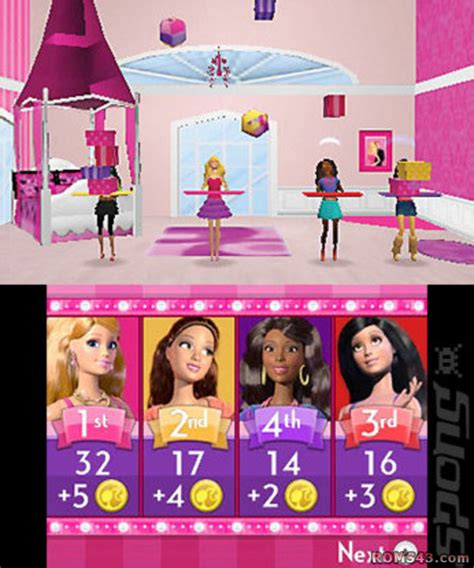barbie dream house party barbie dreamhouse party 3ds0496 download for nintendo 3ds roms43 com
