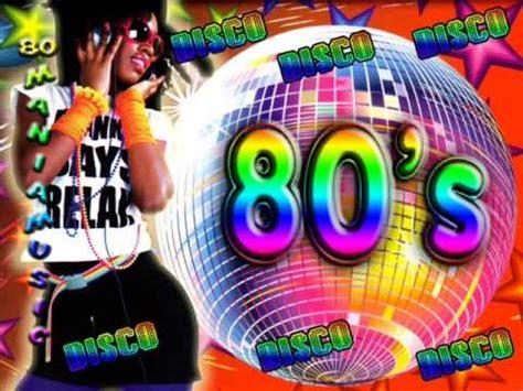 youtube dance music anos 80 90 anni 80 parte 2 disco anos 80 mezeclada djcharly
