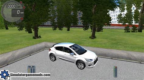 Gamis Samara Ga 16 citroen ds4 bugs fixed city car driving 1 5 0