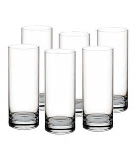Glass Set New York Drink Glass Set Of 6 340 Ml By