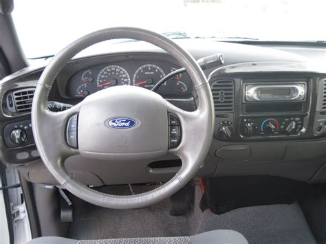 2003 Ford F150 Interior by 2003 Ford F 150 Interior Pictures Cargurus