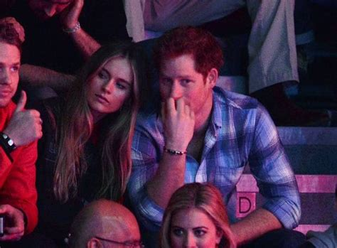 Prince Harry Split by Cressida Bonas Family Disapprove Of New Beau Edward