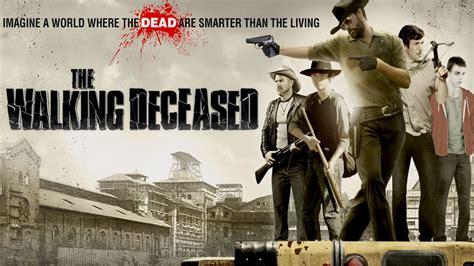 film baru walking dead the walking deceased trailer the walking dead spoof movie