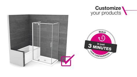 bathroom design tool maax modulr youtube