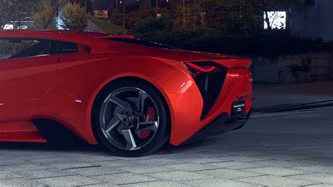 drake cars 2015 vensepto concept steel drake 5 muscle cars zone