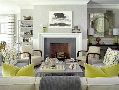 green grey white living room gray and green contemporary decor living room just decorate
