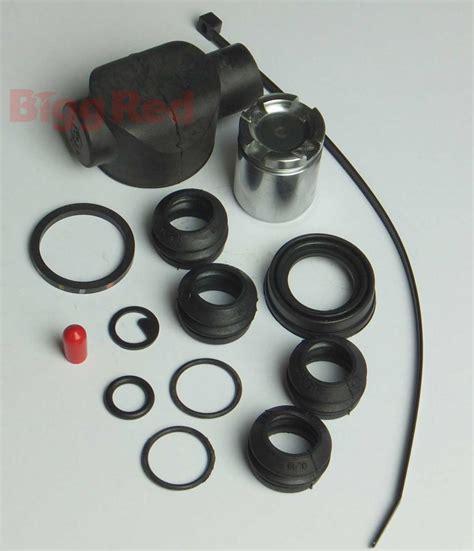 Cover Caliper Piston 1 peugeot 206 1998 2010 rear brake caliper seal piston repair kit 1 brkp61s ebay