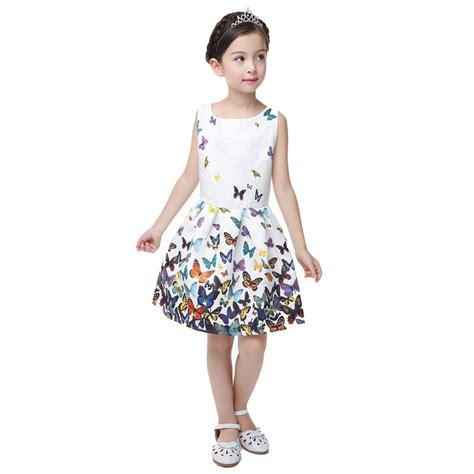 Dress Fashion Flower 4 summer fashion dress flower print sleeveless princess wedding dresses tutu
