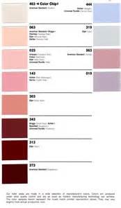 toilet colors bemis toilet seats color chart