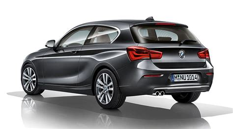 Bmw 1er Neues Modell 2015 by Bmw 1 Series 2015 Facelift Is Here With Prettier