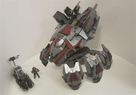 mega construx fan gallery custom halo wars 2 blisterback
