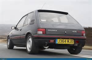 Peugeot 205 Gti Review Peugeot 205 Gti 2604800