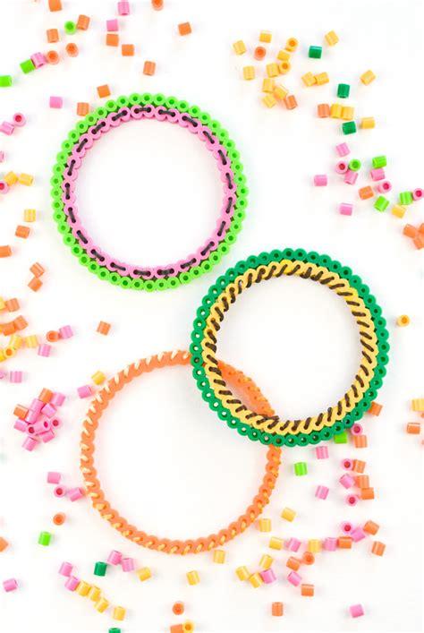 perler bead bracelet perler bead fruit bracelets handmade