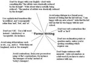 Formal Essay Writing by Or Second Person In Formal Language