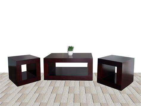 imagenes de mesas minimalistas juego de mesas de centro cora