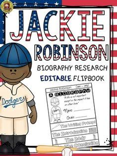 Jackie Robinson Graphic Biography reading activities jackie robinson and civil rights on