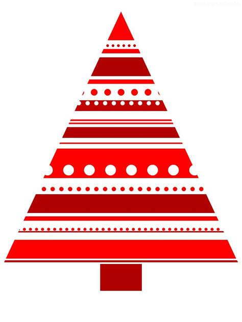 christmas tree glyph printable christmas tree printable christmas pinterest