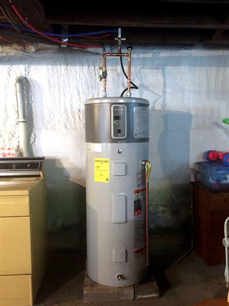heat pump water heater rebate from efficiency maine