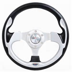 Momo Steering Wheels White Momo Steering Wheel