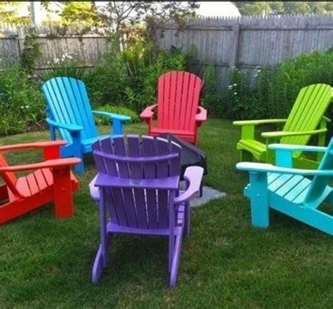 colored adirondack chairs plastic plastic adirondack chairs decor