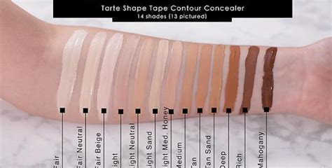 light sand tarte concealer tarte shape tape concealer in light sand bnib muabs